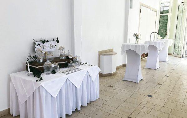 Salzbar Hochzeit