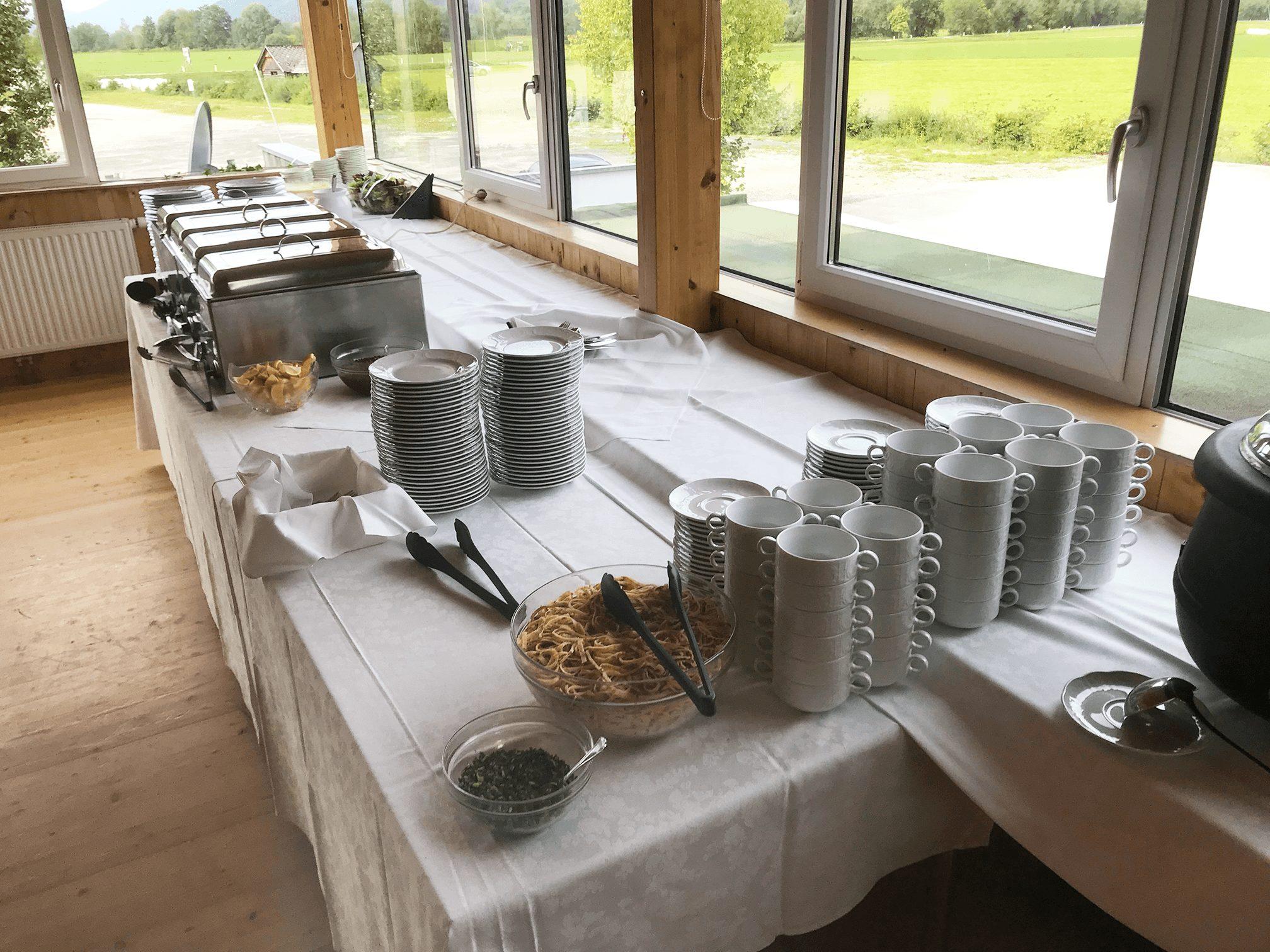 Kleines Buffet Gabriel Catering Irdning